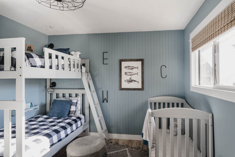 Paint colours for this full home tour!