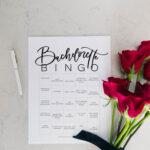 Bachelorette BINGO! Hannah's Season