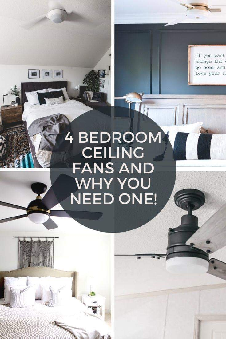 All about modern ceiling fans! Loving the function and style