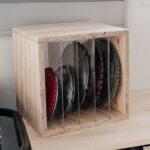 DIY Saw Blade Storage