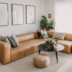 Fall Home tour full of neutral decor & diys!