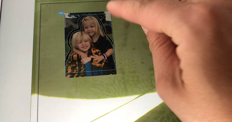 How to cut out photos using Cricut Snap Mat- detailed tutorial and troubleshooting