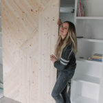 Build a Modern Barn Door