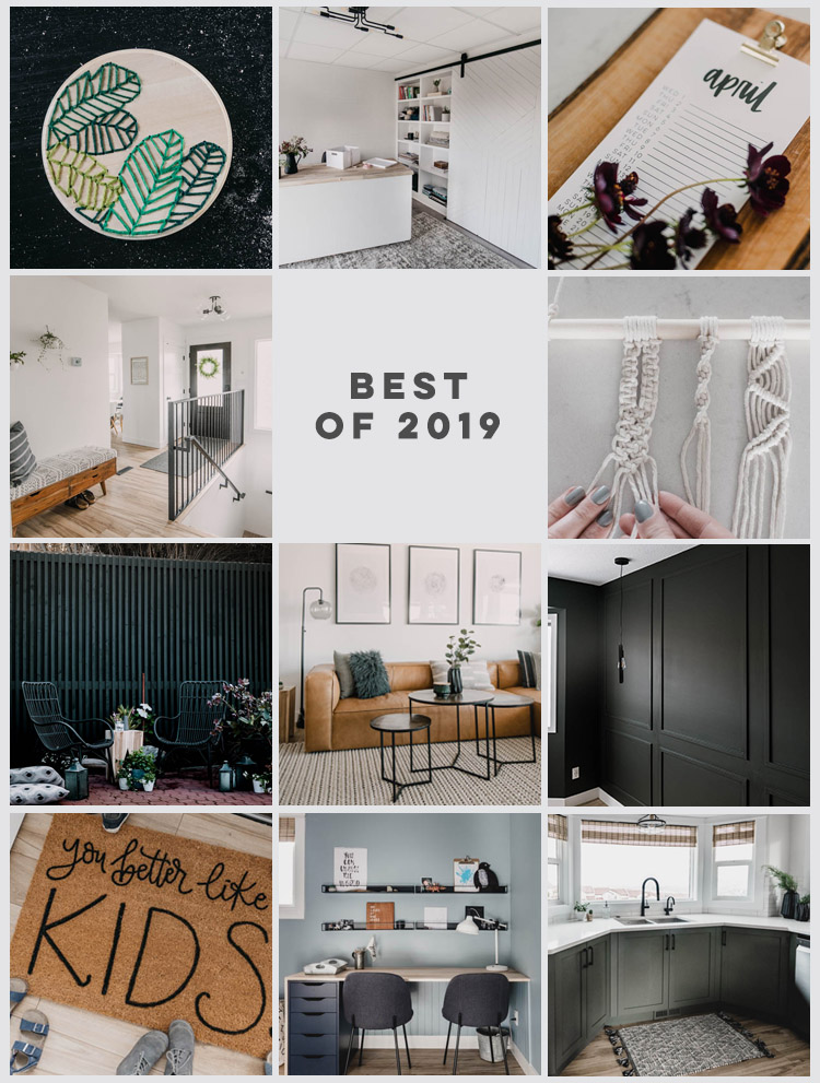 BEST posts from 2019!