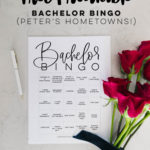 6 Printable Bachelor Bingo Cards for Pilot Pete's Hometown Week!