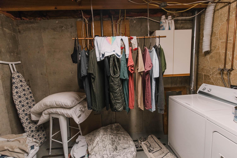Laundry Room Renovation Plans