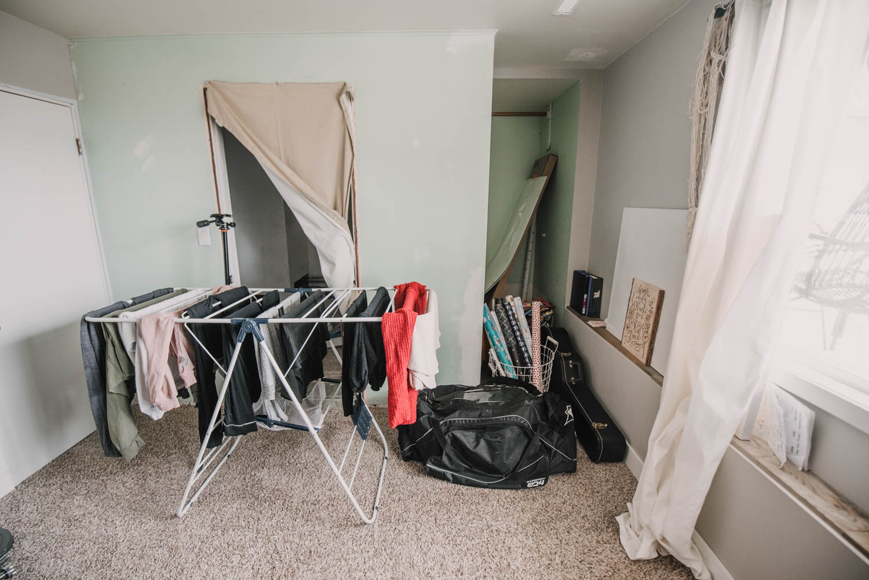 Spare Bedroom Remodel Plans