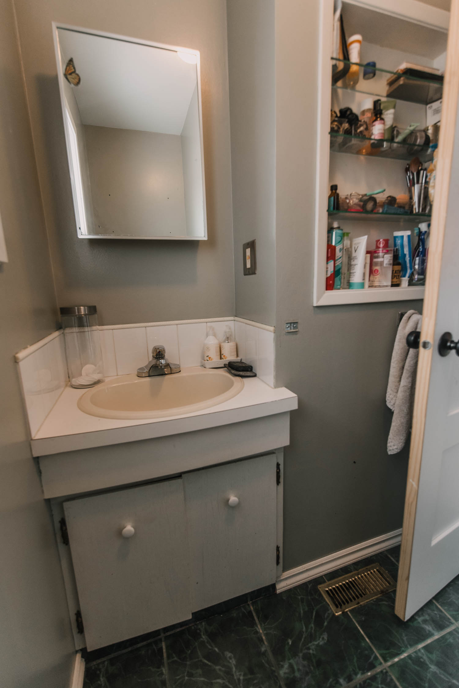 Very Small Ensuite Bathroom