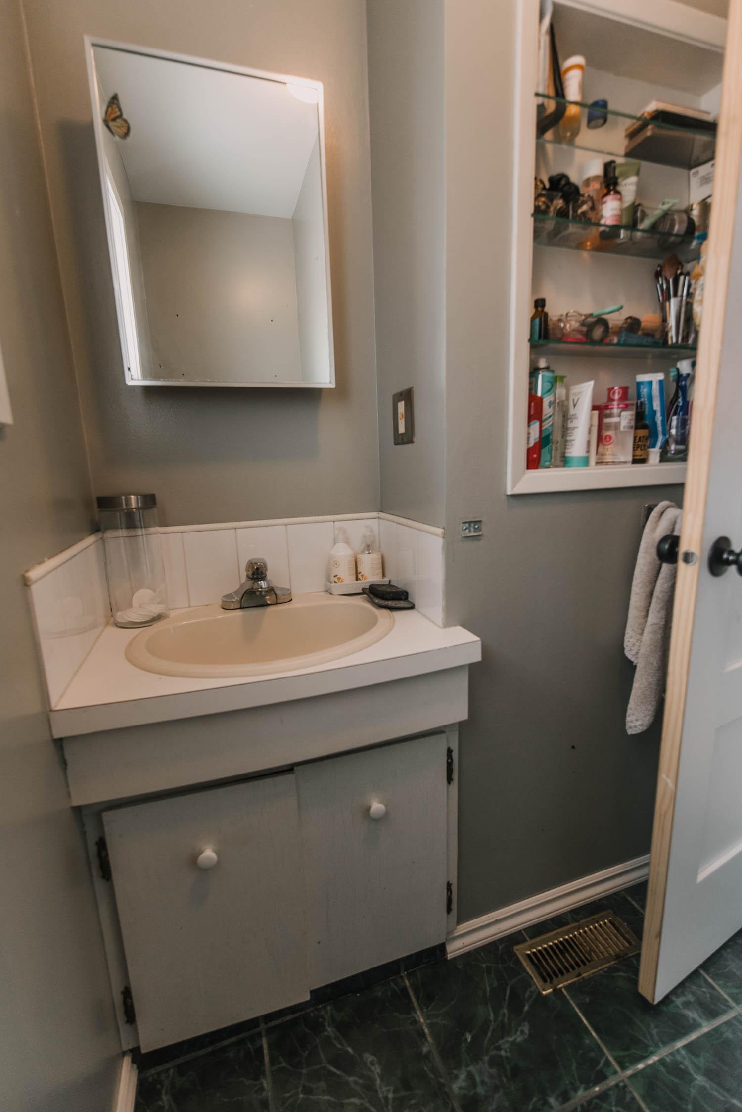 Very Small Ensuite Bathroom