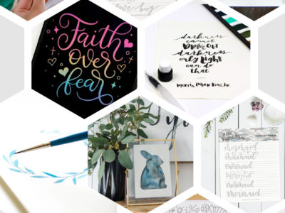 13 Free Printables to foster your creativity