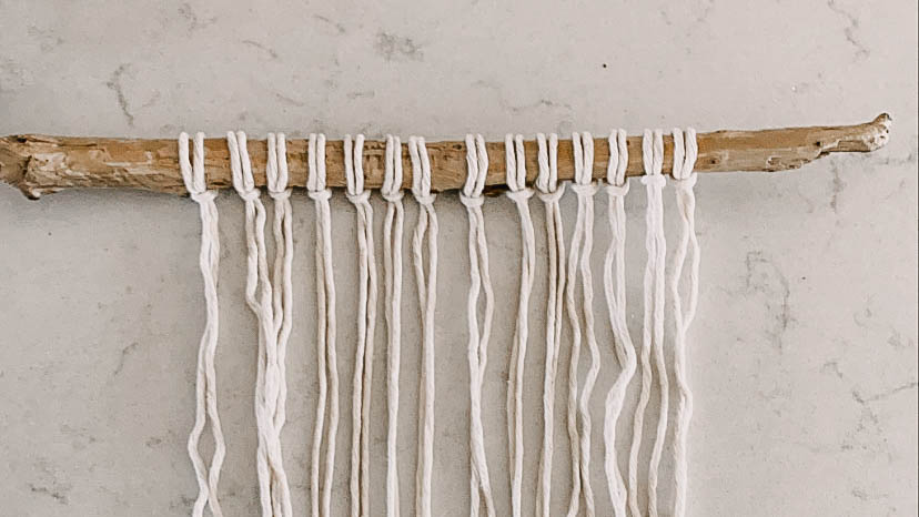Easy Macrame Project