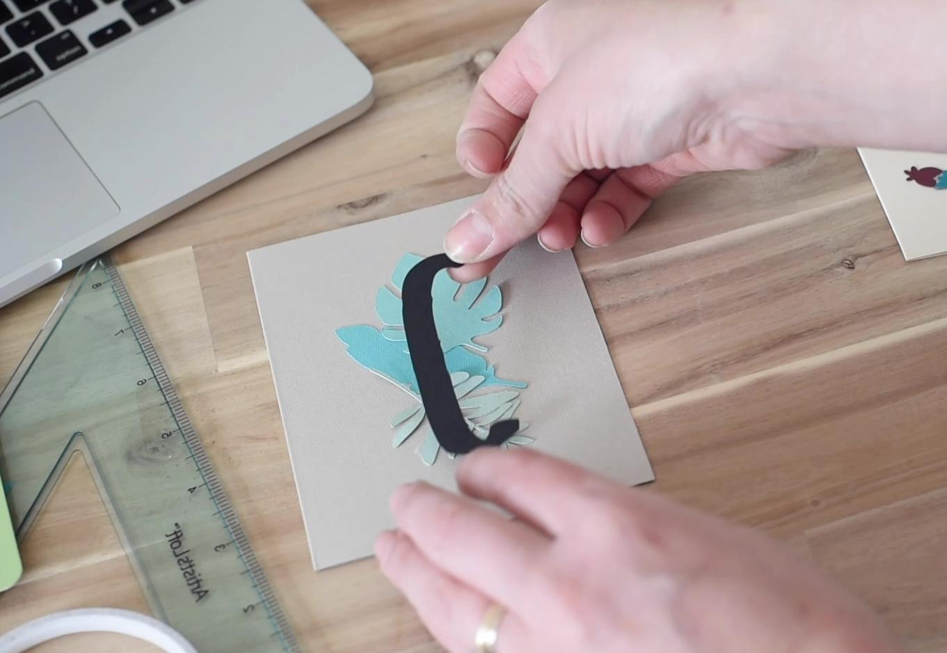 4 Different ways to make modern monograms