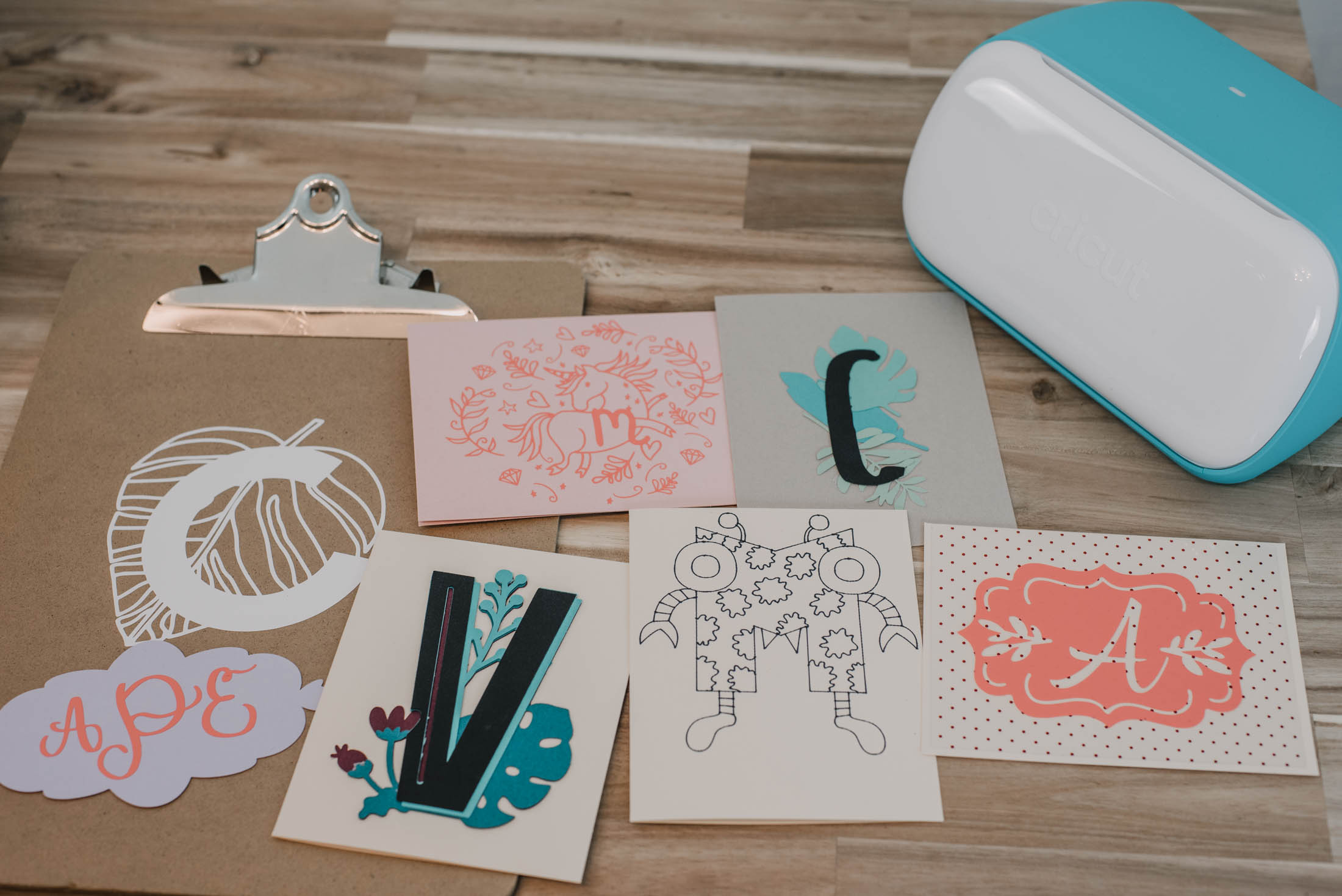 How to make monograms in Cricut Design Space