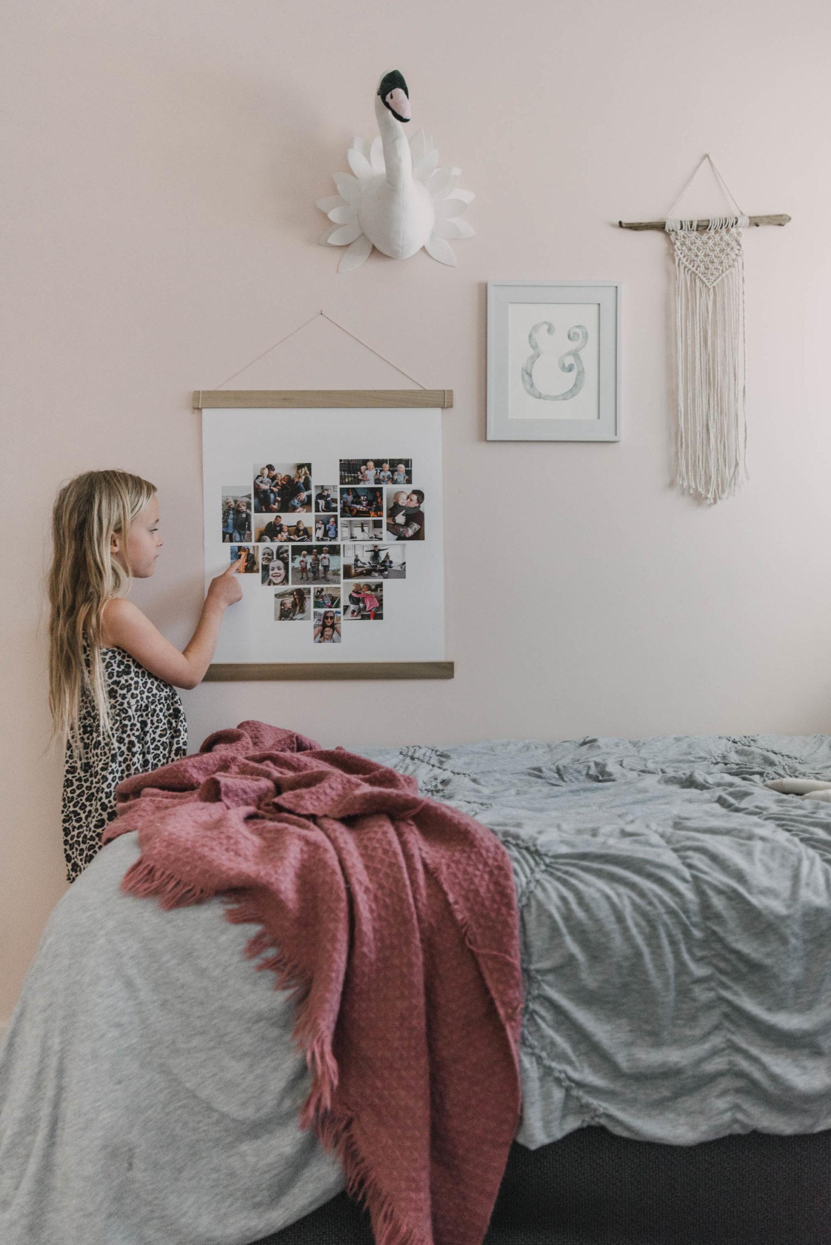 DIY Poster Frame