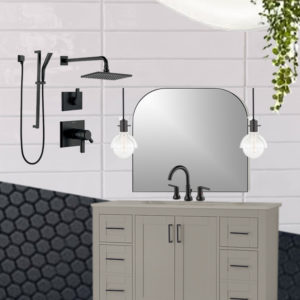 Modern Classic Bathroom Plans