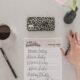 Free Printable Bloom Baby Hand Lettering Practice Sheet