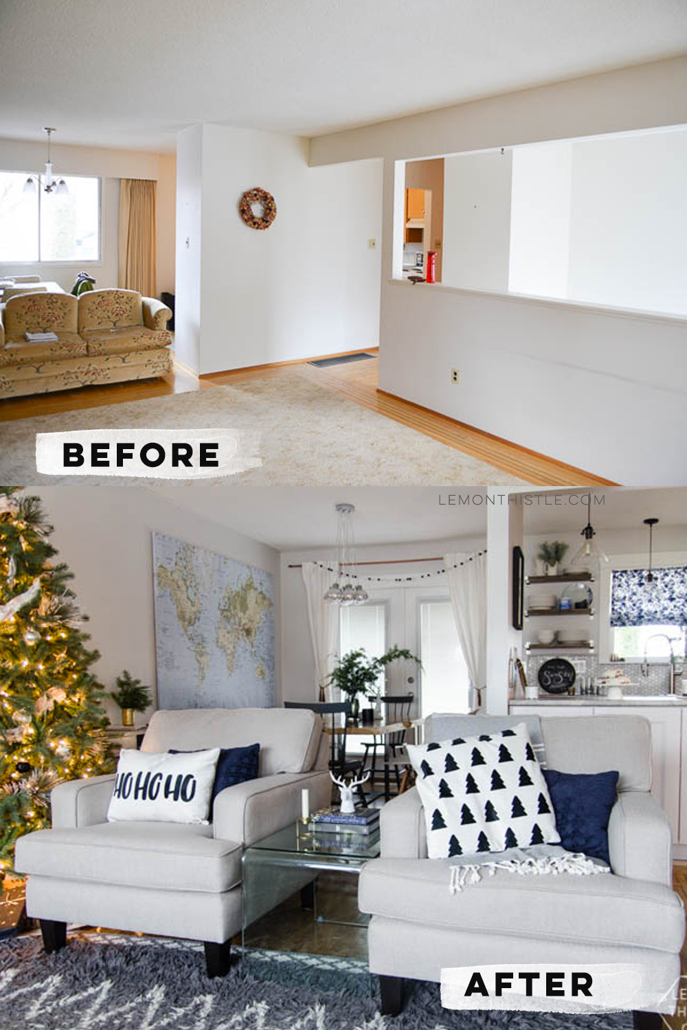 Full Home Makeover Tour