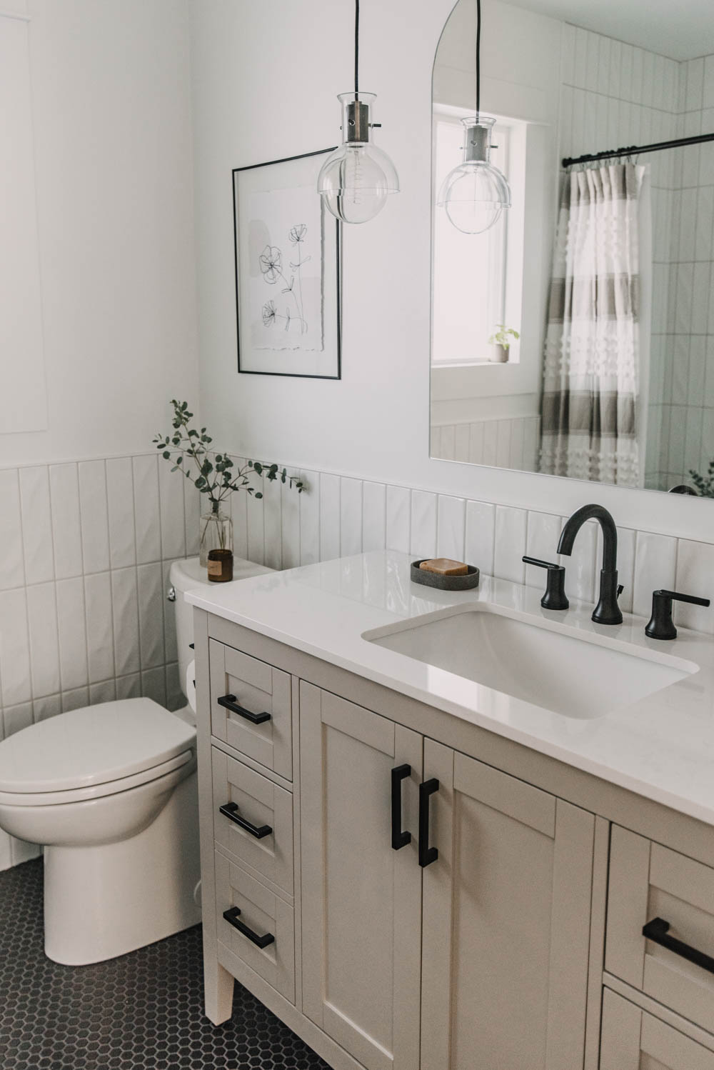 Total Bathroom Remodel!