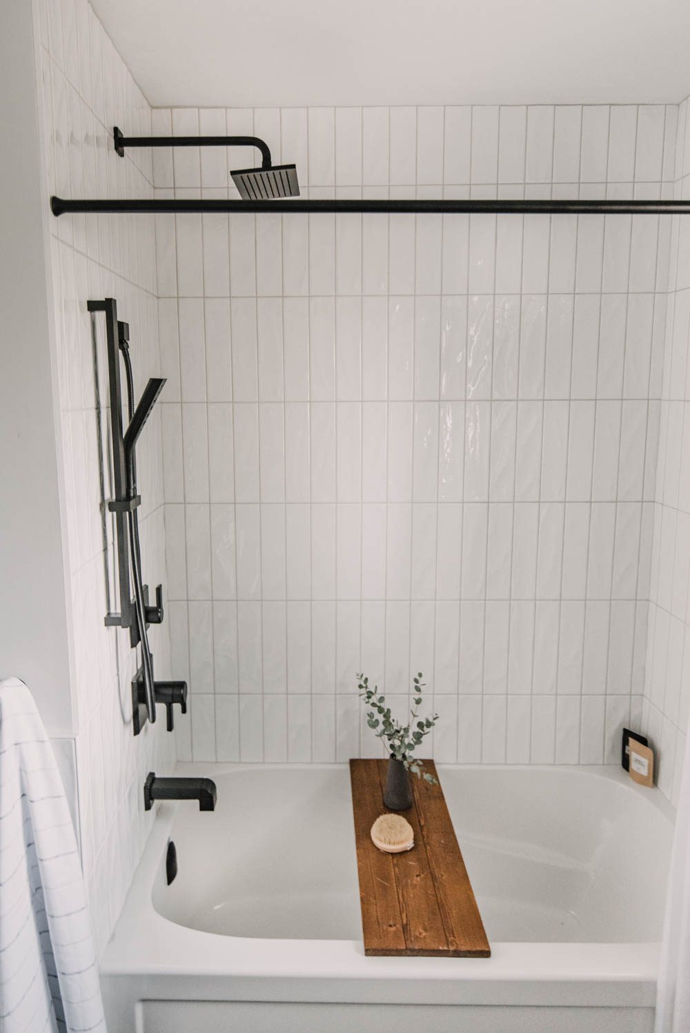 The most beautiful tub shower combo