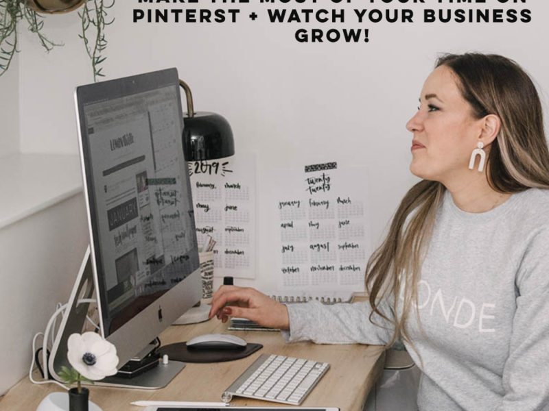 Why you need to be on Pinterest and how to make the most of it