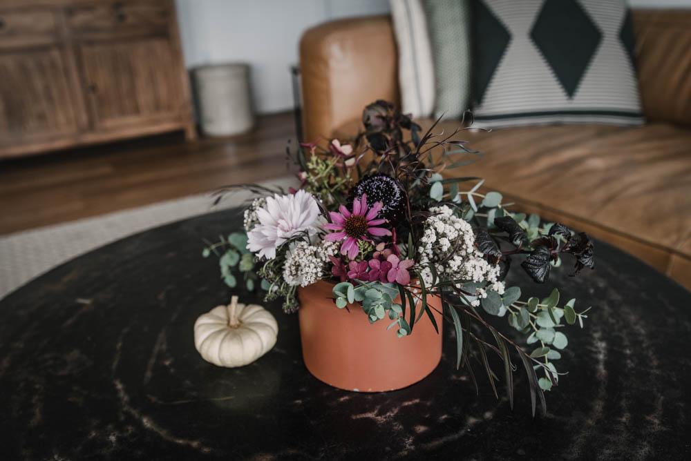 Modern Fall Florals