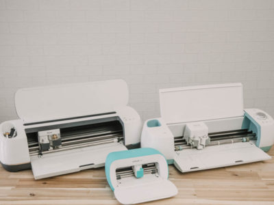 Comparison of Cricut Machines