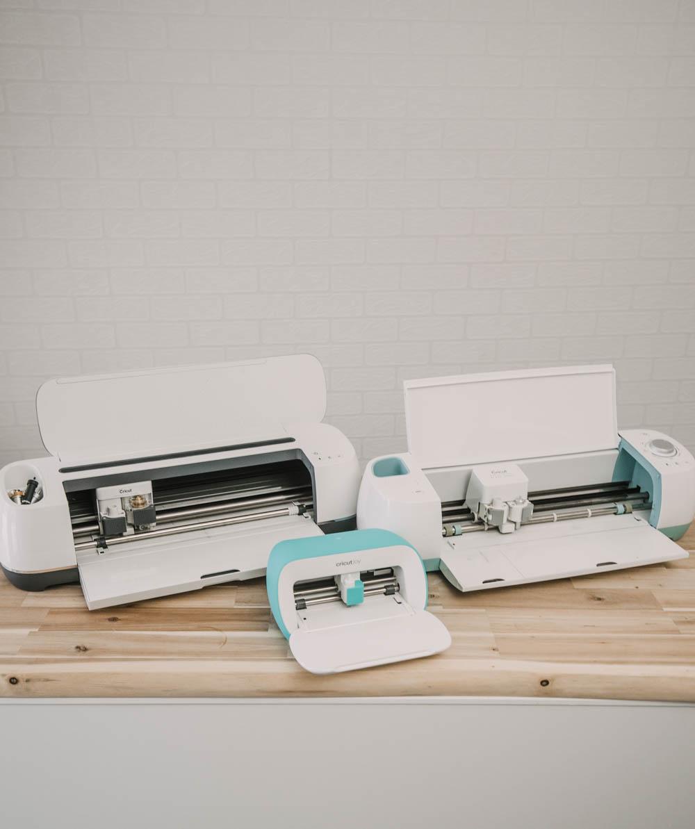 Comparison of Cricut Machines
