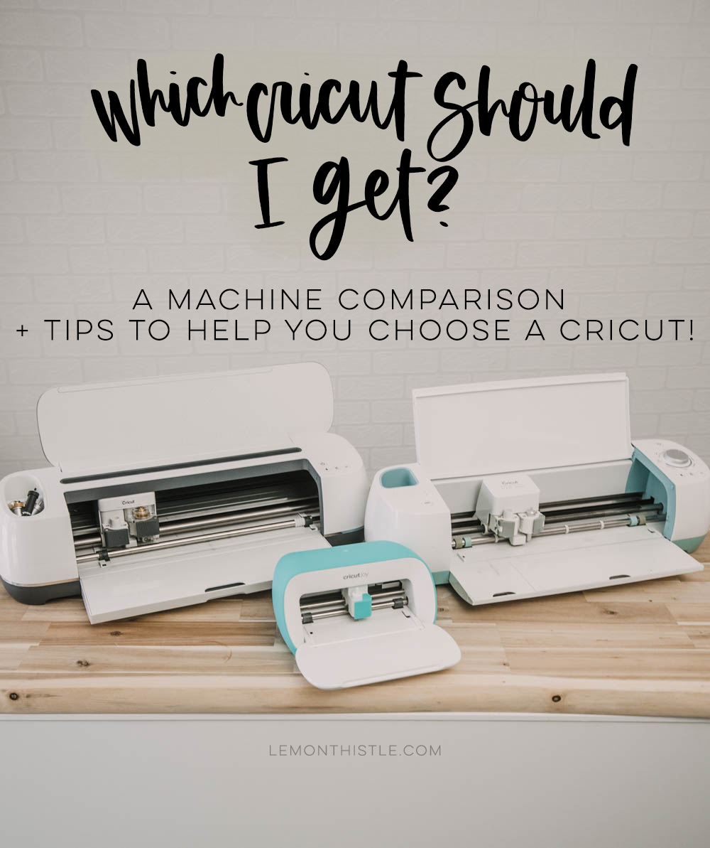 Which Cricut Is Best?