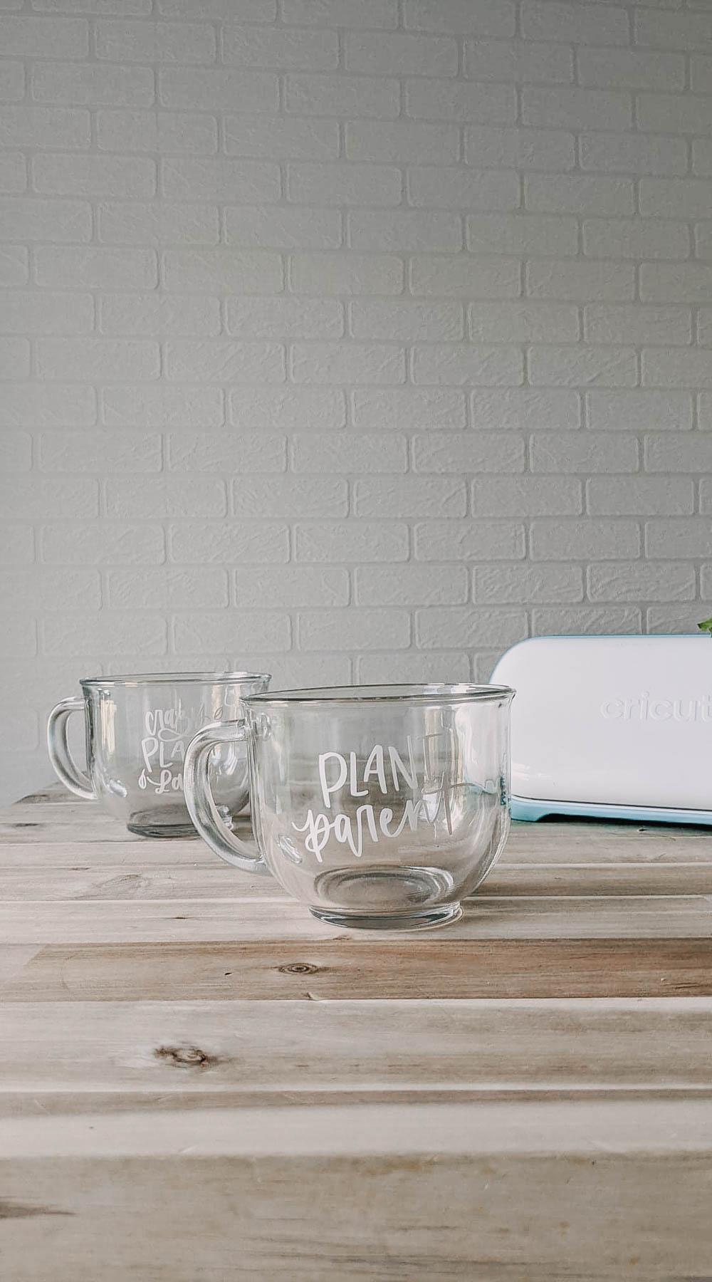 DIY Plant Parent Mugs