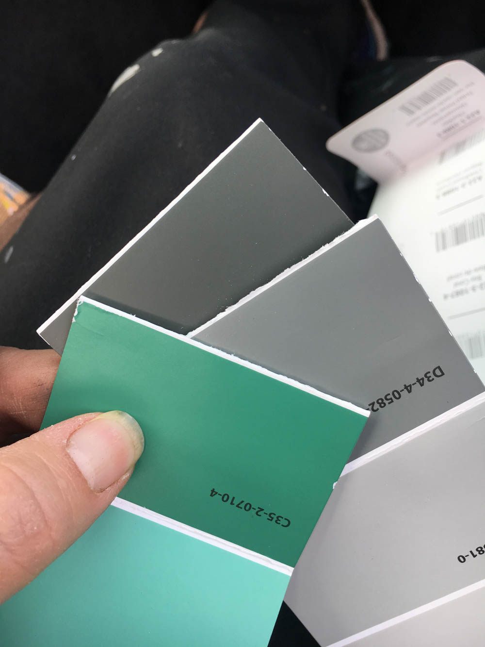 How to choose paint colours for your house