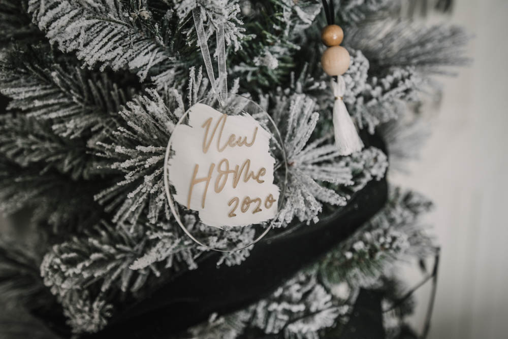 DIY Acrylic Ornaments