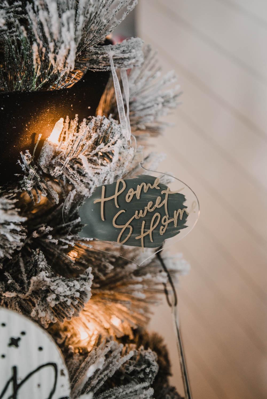 DIY Acrylic Ornaments