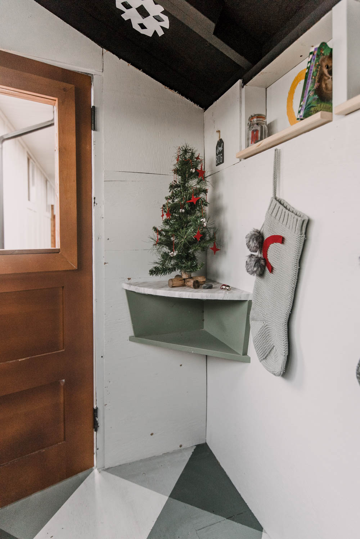 Playhouse Christmas Decorations