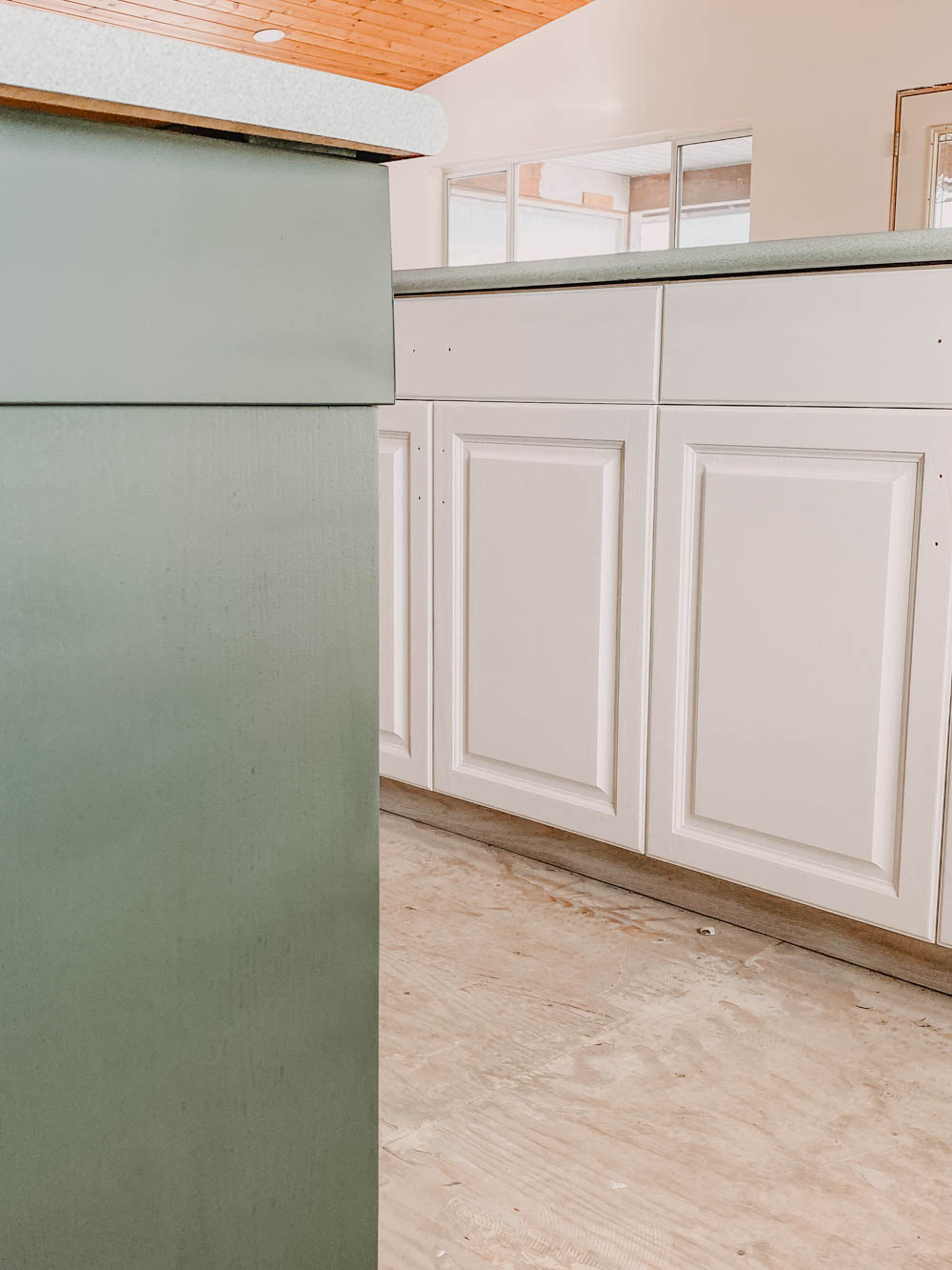 Difference between MDF and wood Veneer Finish