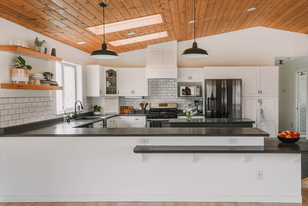 Modern Farmhouse Room Reveal