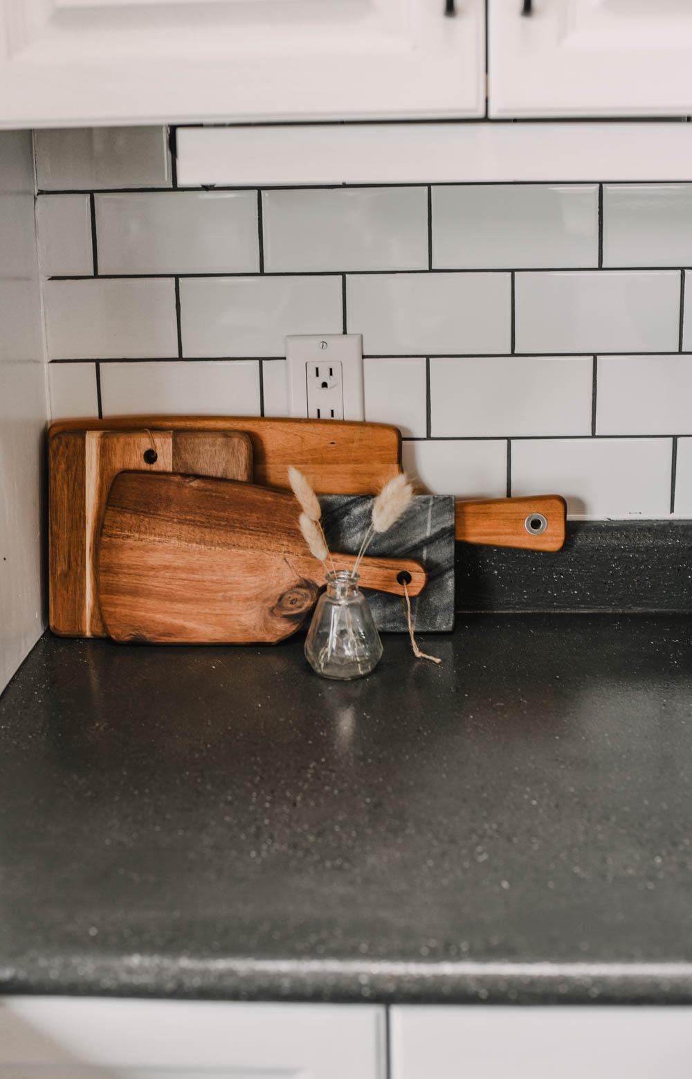 Kitchen Styling from Dollarama