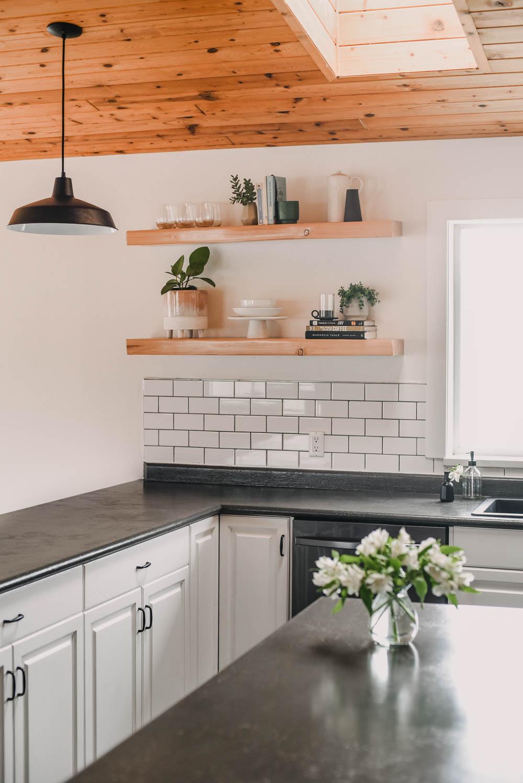 DIY Kitchen Makeover Reveal