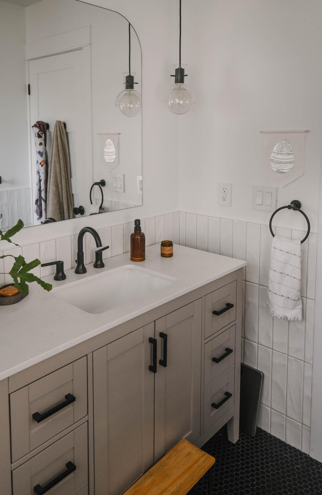 Modern Minimal Bathroom Decor
