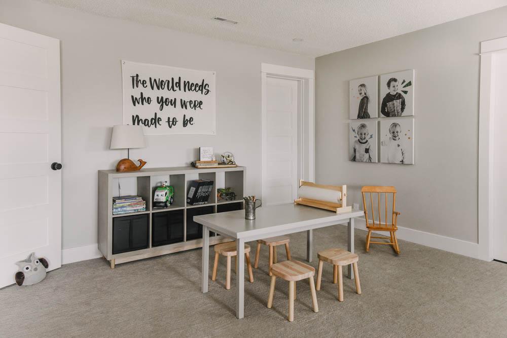 DIY Playroom Decor Ideas