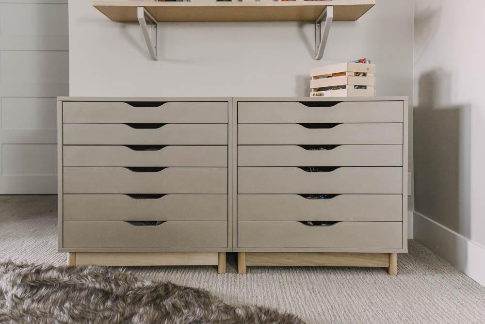 IKEA Alex Hack
