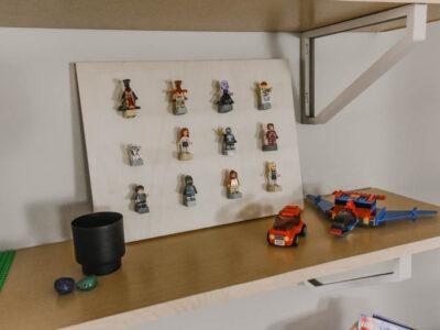 DIY lego display