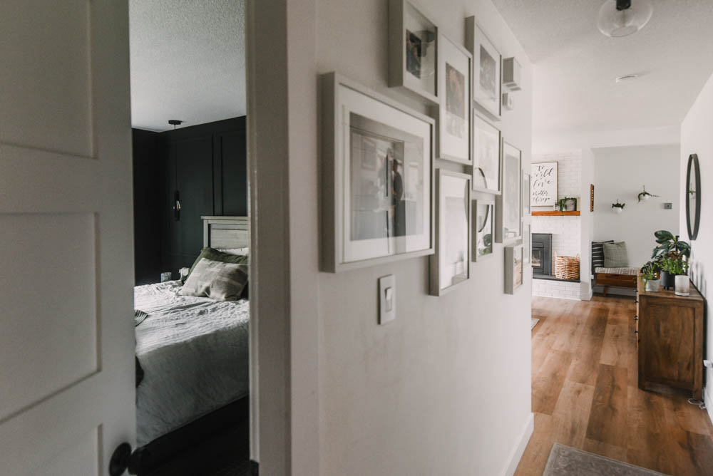 Family home tour for summer