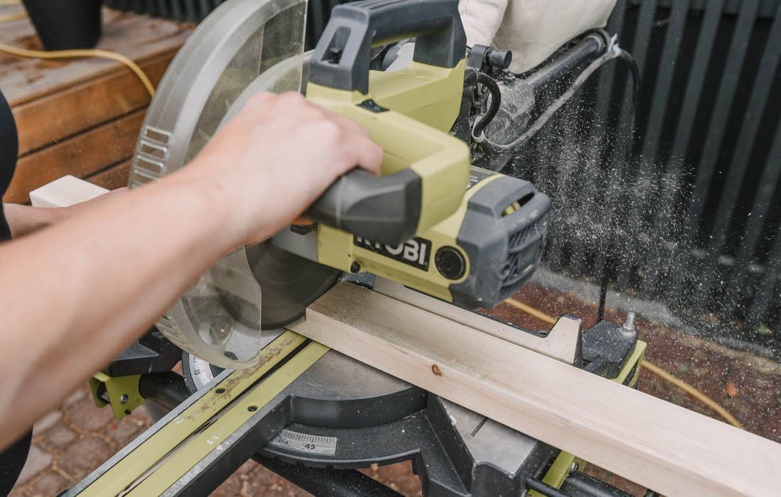 DIY Table Legs from 2x3