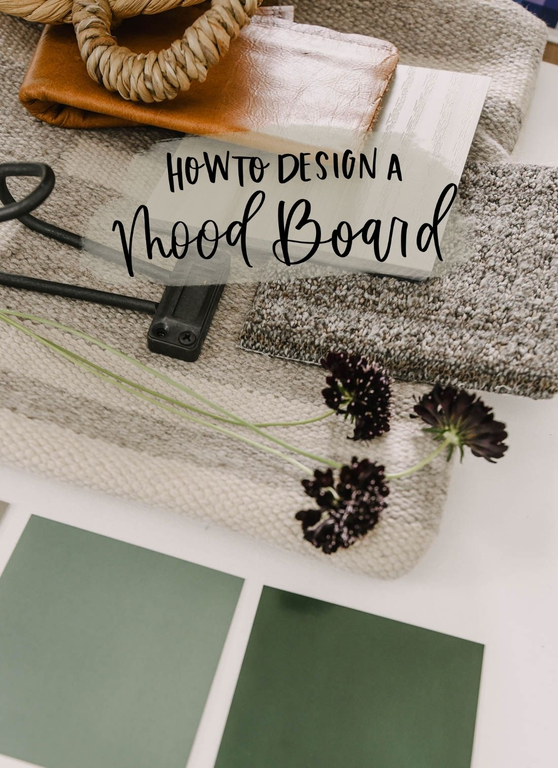 How to Design a Mood Board